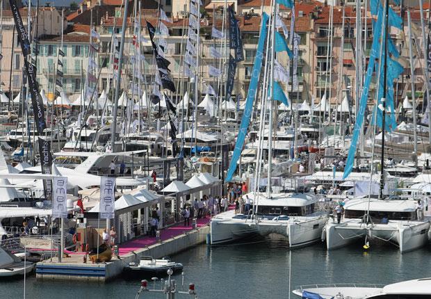 transfert cannes yachting festival