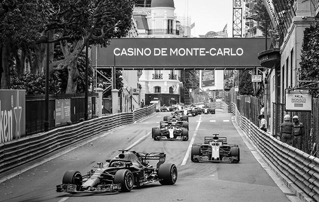 Chauffeur Privé E-Prix Monaco