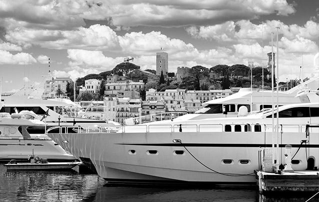 Chauffeur VTC Cannes Yacht Show