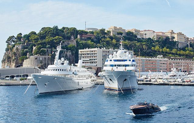 Chauffeur Privé Cannes Yacht Show
