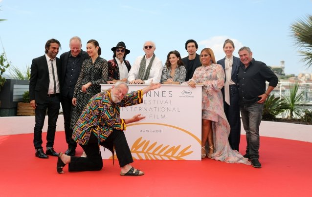 transport festival de Cannes