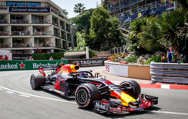Chauffeur VTC Grand Prix Monaco