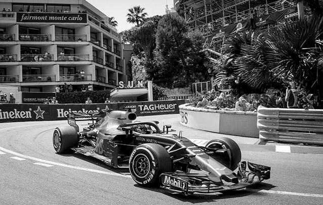 Taxi Grand Prix Monaco