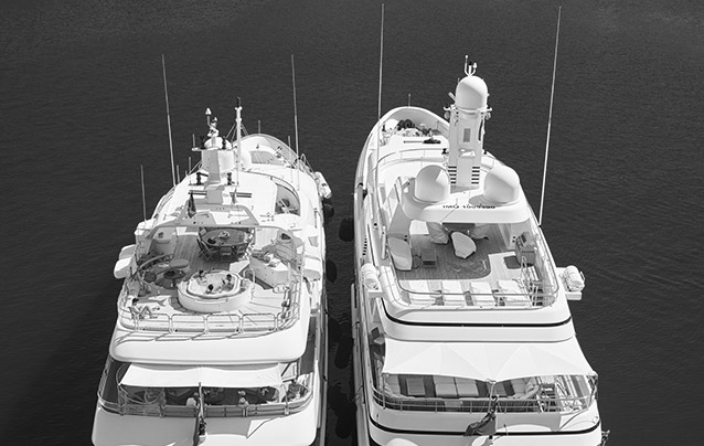 Taxi VTC Monaco Yacht Show