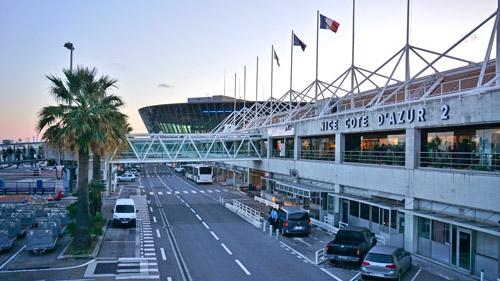Transfert Aéroport Nice Côte d'Azur