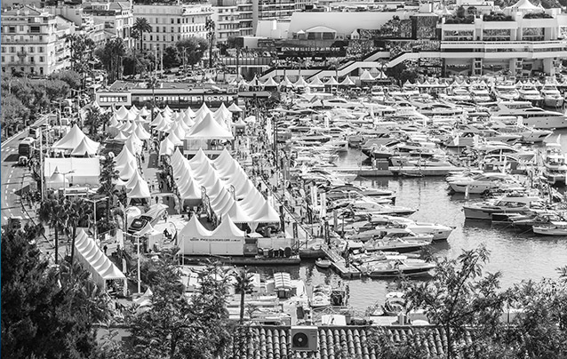 Chauffeur VTC Cannes Yachting Festival
