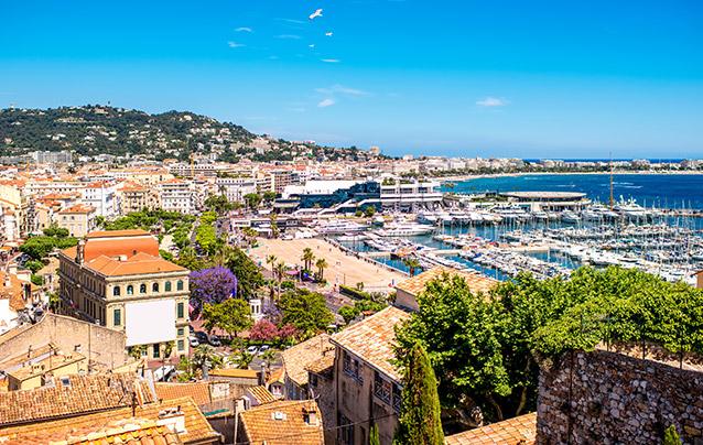 Transfert Aéroport Nice Cannes Trustech