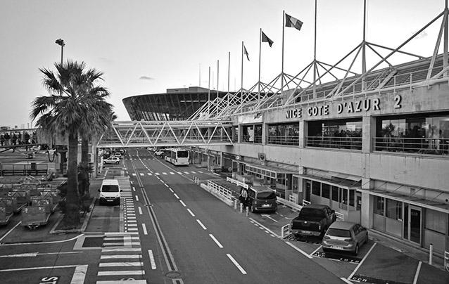 Transfert Aéroport Nice Côte d'Azur Informations COVID-19