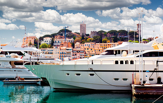 Taxi Cannes Yachting Festival 2020