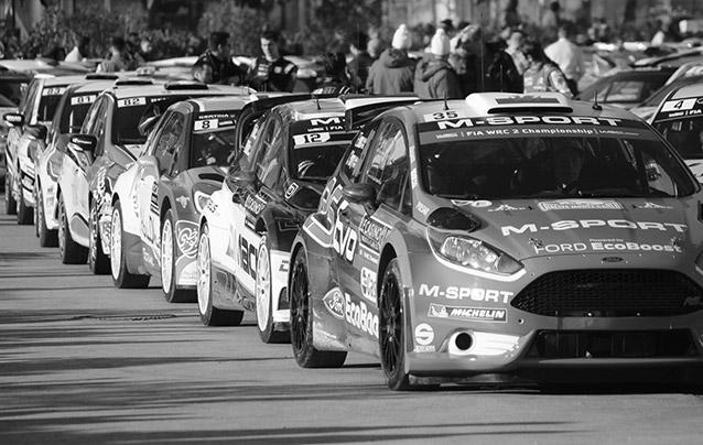 Chauffeur VTC Rallye Monte-Carlo